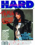 Hard Force Magazine [France] (September 1989)