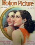 Lupe Velez on the cover of Motion Picture (United States) - November 1929