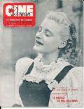 Cine Roman Magazine [Belgium] (12 November 1950)