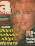 A Sirena Magazine [Yugoslavia (Serbia and Montenegro)] (17 August 1991)