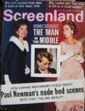 Jacqueline Kennedy on the cover of Screenland (United States) - October 1967