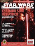 Hayden Christensen on the cover of Star Wars Insider (United States) - June 2005