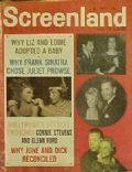 June Allyson on the cover of Screenland (United States) - May 1962