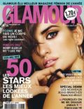Penélope Cruz on the cover of Glamour (France) - November 2008