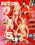 Jesica Cirio, Jessica Cirio, Sabrina Rojas, Silvina Luna on the cover of Paparazzi (Argentina) - November 2006