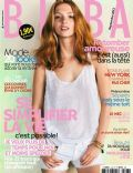 Martina Prekopova on the cover of Biba (France) - September 2013