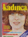 on the cover of Kadinca (Turkey) - June 1979
