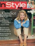 Candice Bergen on the cover of Instyle (United States) - September 1994