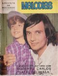 Roberto Carlos on the cover of Melodias (Brazil) - December 1967