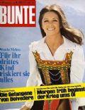 Bunte Magazine [Germany] (21 November 1974)