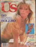 Bo Derek on the cover of Us Magazine (United States) - August 1984