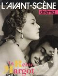Jeanne Moreau on the cover of L Avant Scene Cinema (France) - February 1997