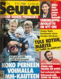 Seura Magazine [Finland] (9 September 1988)