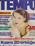 Eysan Özhim on the cover of Tempo (Turkey) - April 1995