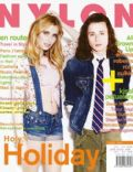 Emma Roberts, Rory Culkin on the cover of Nylon (Indonesia) - June 2011