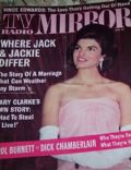 Jacqueline Kennedy on the cover of TV Radio Mirror (United States) - June 1963