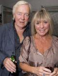 Carolyn Lyster and William Gaunt