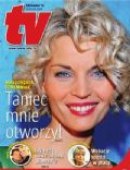 Malgorzata Foremniak on the cover of Program TV (United States) - June 2009