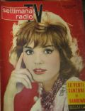 Settimana Radio TV Magazine [Italy] (20 December 1959)