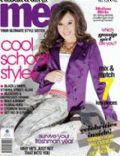 Melissa Ricks on the cover of Meg (Philippines) - May 2009