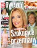 Malgorzata Rozenek on the cover of Gwiazdy (Poland) - October 2013