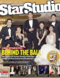Angelica Panganiban, Bea Alonzo, Coco Martin, John Lloyd Cruz, Kim Chiu on the cover of Star Studio (Philippines) - October 2012