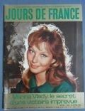 Jours de France Magazine [France] (14 April 1962)