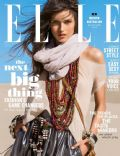 Gabby Westbrook Patrick on the cover of Elle (Australia) - October 2013
