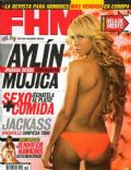 Aylin Mujica on the cover of Fhm (Mexico) - March 2006