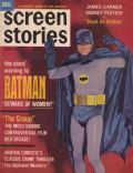 Adam West on the cover of Screen Stories (United States) - June 1966