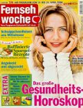 Fernsehwoche Magazine [Germany] (19 April 2008)