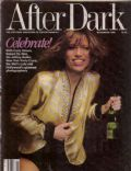 Carly Simon on the cover of After Dark (United States) - November 1980