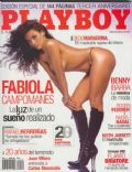 Playboy Magazine [Mexico] (October 2005)
