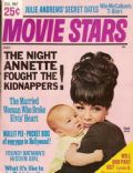 Annette Funicello on the cover of Movie Stars (United States) - July 1966