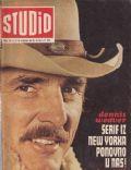 Studio Magazine [Croatia] (28 September 1974)