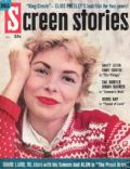Janet Leigh on the cover of Screen Stories (United States) - July 1958