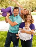 Joey Fatone and Kelly A. Baldwin
