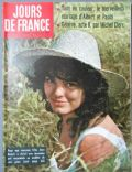 Jours de France Magazine [France] (18 July 1959)
