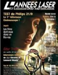 Angelina Jolie on the cover of Les Annees Laser (France) - May 2009