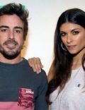 Fernando Alonso and Linda Morselli
