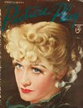 Miriam Hopkins on the cover of Picture Play (United States) - September 1936