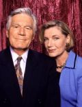 Susan Sullivan and Mitch Ryan