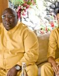 Faizon Love and Kali Hawk