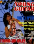 Young Guitar Magazine [Japan] (February 1989)