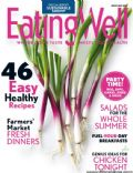 on the cover of Eating Well (United States) - June 2014