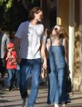 Dakota Fanning and Henry Frye (person)