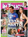 Cristiano Ronaldo, Diego Forlan, Diego Forlan and Zaira Nara, Iker Casillas, Iker Casillas and Sara Carbonero, Irina Shayk, Irina Shayk and Cristiano Ronaldo, Sara Carbonero, Zaira Nara on the cover of In Touch (Spain) - September 2010