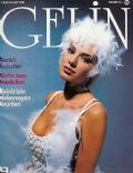 Eysan Özhim on the cover of Gelin (Turkey) - February 1998