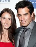 David Copperfield and Chloe Gosselin