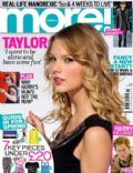 Taylor Swift on the cover of More (United Kingdom) - February 2013